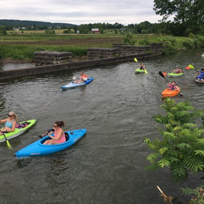 Chittenago Canal Paddlers